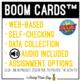 US Money Names & Values Digital Interactive Task Cards Activities