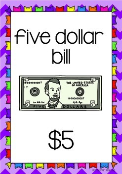 US Money Poster Pack
