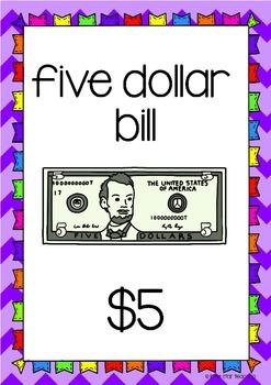 US Money Poster Pack