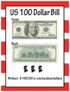 US Money Posters