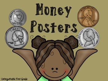 U.S. Money Posters