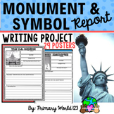 Monument & Symbol Research Report Writing  Project Common Core
