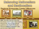 US Nationalism and Sectionalism Powerpoint