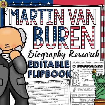 US PRESIDENT: MARTIN VAN BUREN