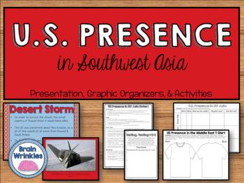 U.S. Presence in Southwest Asia (SS7H2)