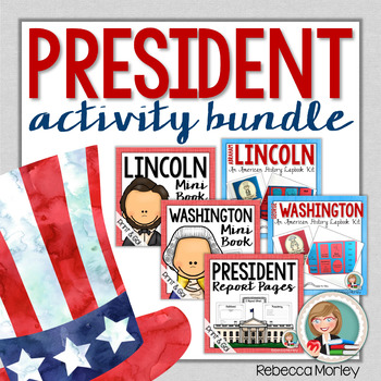 US President Activity Bundle