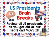 US President Brain Breaks