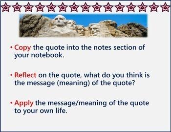 US President Quotes
