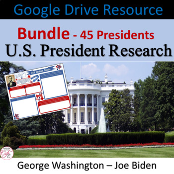 US President Research (Distance Learning)