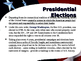US Presidential Elections - Election of 1964 & 1968 - Johnson-Nixon