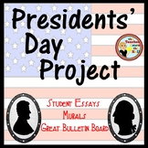 U.S. Presidents Report - SS/History Assignment