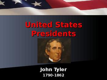 US Presidents - #10 - John Tyler - Summary