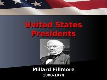 US Presidents - #13 - Millard Fillmore - Summary