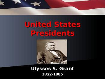 US Presidents - #18 - Ulysses S Grant - Summary