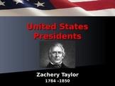 US Presidents - #12 - Zachary Taylor - Summary