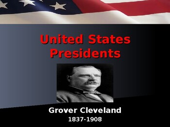 US Presidents - #22 & 24 - Grover Cleveland - Summary