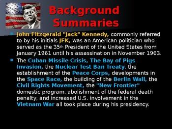 US Presidents - #35 - John F Kennedy - Summary