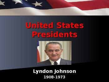 US Presidents - #36 - Lyndon B Johnson - Summary