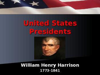 US Presidents - #9 - William Henry Harrison - Summary