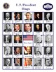 US Presidents Bingo and Matching Games