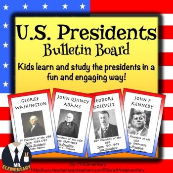 U.S. Presidents Bulletin Board