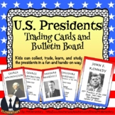 Presidents Trading Cards and Posters