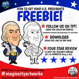 US Presidents Day American History Thomas Jefferson FREEBIE!