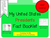 U.S. Presidents Facts Booklet