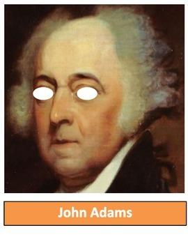 U.S. Presidents Masks