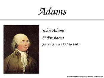 U.S. Presidents PowerPoint Presentation - Autoplay