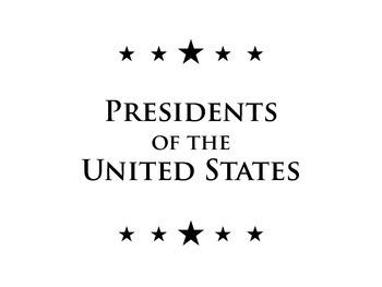 US Presidents Printable Book