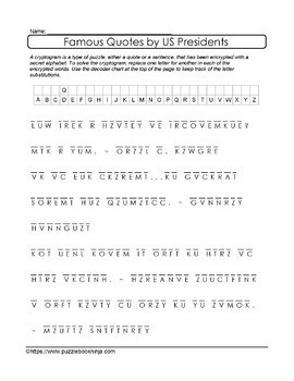 US Presidents Puzzle Collection - 38 UNIQUE Presidential Puzzles
