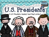 U.S. Presidents: Expert Research Project