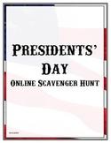 US Presidents' Scavenger Hunt