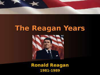 US Presidents - The Reagan Years