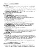 US Regents Thematic Cheat Sheet Packet Regents Review