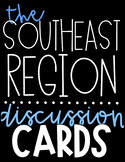 US Region Discussion Cards   The Southeast Region