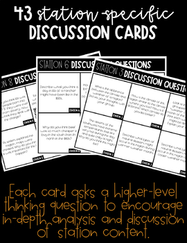 US Region Discussion Cards | The Southwest Region
