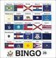 US Regional Maps & Flags Bundle