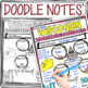 US Regions: Midwest Region Doodle Notes, Posters, Powerpoint & Passages