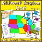 U.S. Regions Midwest and Great Plains Region Unit