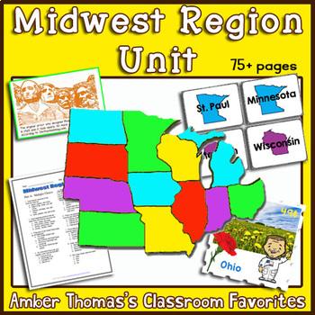 U.S. Regions Midwest and Great Plains Region Unit
