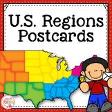 U.S Regions Postcards