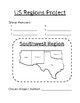 US Regions Research Project