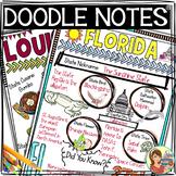 US Regions: Southeast Region Doodle Notes, Posters, Powerpoint & Passages