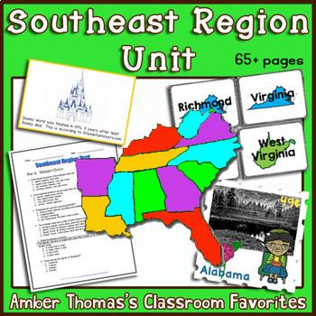 U.S. Regions Southeast Region Unit