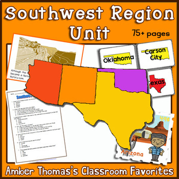 U.S. Regions Southwest Region Unit
