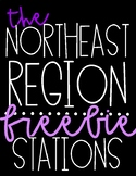 US Regions   Northeast Region   FREEBIE!