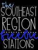 US Regions   Southeast Region   FREEBIE!