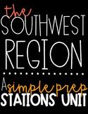 US Regions   Southwest Region   9 Activity Stations